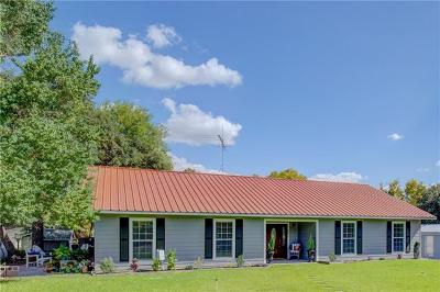Burnet County Single Family Home For Sale: 221 County Road 136c