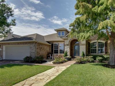 Pflugerville Single Family Home Pending - Taking Backups: 612 Stansted Manor Dr