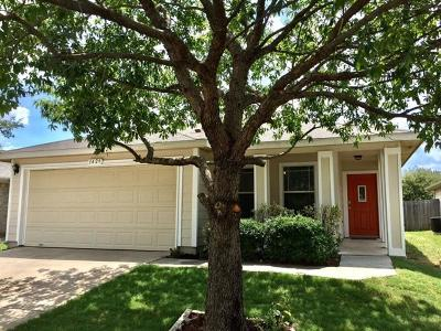 Hays County, Travis County, Williamson County Single Family Home Pending - Taking Backups: 1429 Poppy Seed Ln