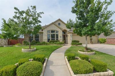 Hutto Single Family Home Pending - Taking Backups: 760 Wiltshire Dr