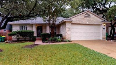 Cedar Park Single Family Home For Sale: 2100 Lobelia Dr