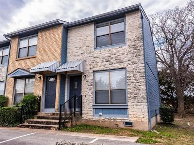 Georgetown Condo/Townhouse For Sale: 3004 Whisper Oaks Ln #H