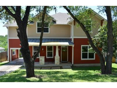 Austin Single Family Home Pending - Taking Backups: 4109 Idlewild Rd