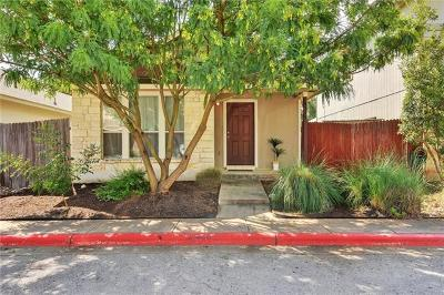 Austin Condo/Townhouse For Sale: 4515 Secure Ln