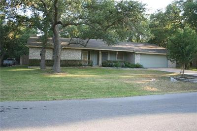 Lakeway Single Family Home Pending - Taking Backups: 110 Comet
