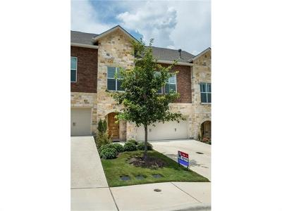 Georgetown Condo/Townhouse For Sale: 1217 Haven Ln #102