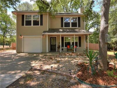 Bastrop Single Family Home For Sale: 247 E Keanahalululu Ln