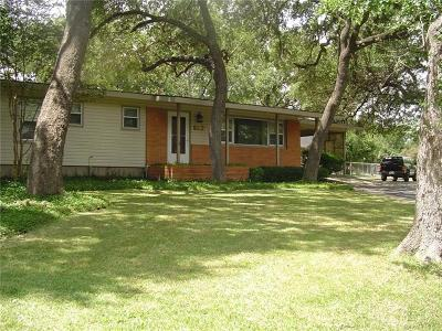 New Braunfels Single Family Home For Sale: 1191 Canyon Dr