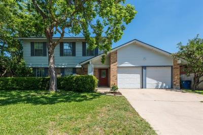 Travis County Single Family Home For Sale: 9907 Parkfield Dr