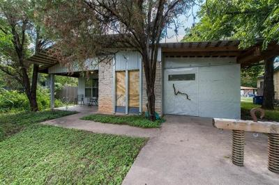 Austin Single Family Home For Sale: 4803 Lyons Rd