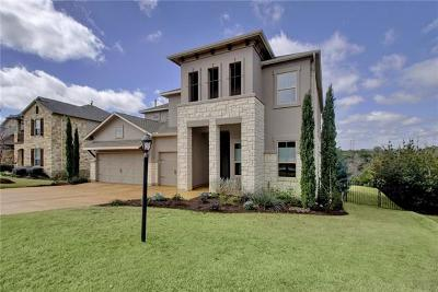 Austin, Lakeway Single Family Home For Sale: 304 Coopers Crown Ln