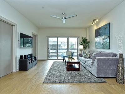 Austin Condo/Townhouse For Sale: 3600 S Lamar Blvd #100
