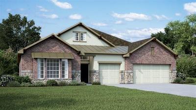 Leander Single Family Home For Sale: 2428 Adriel