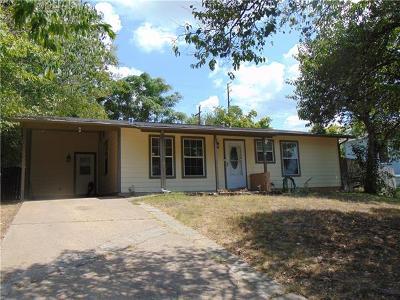 Single Family Home For Sale: 3007 Garden Villa Ln