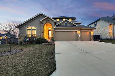 Austin Single Family Home For Sale: 162 Firefall Ln