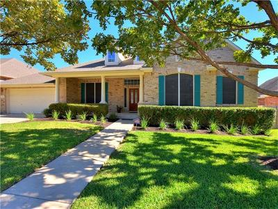 Cedar Park Single Family Home For Sale: 302 Trailridge Dr