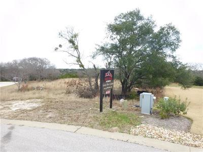 Liberty Hill Residential Lots & Land For Sale: 301 Chicoma Cv