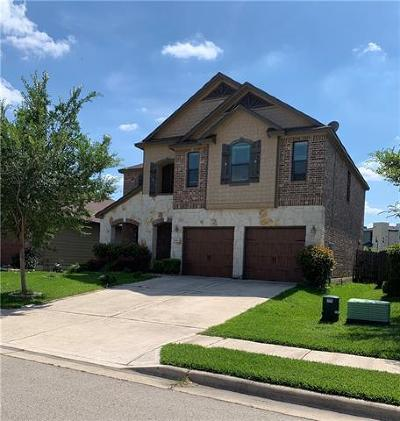 Pflugerville Rental For Rent: 14412 Lake Victor Dr