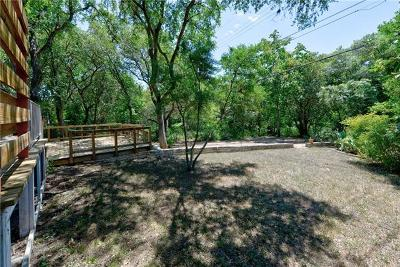 Austin Single Family Home For Sale: 1905 Barton Hills Dr