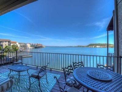 Horseshoe Bay Condo/Townhouse For Sale: 106 Cove E #C