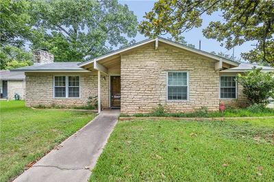 Austin Single Family Home For Sale: 5701 Gloucester Ln