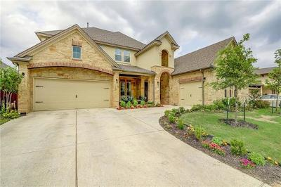 Pflugerville Single Family Home For Sale: 16436 Aventura Ave