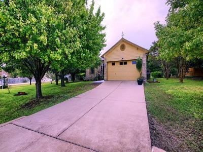Pflugerville Single Family Home For Sale: 1405 Saint Croix Ln