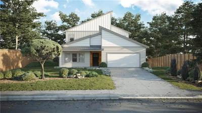 Travis County Single Family Home For Sale: 14434 Tuscola Cir
