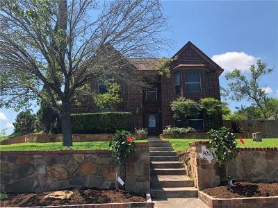 Austin Single Family Home For Sale: 8201 Landsman Dr