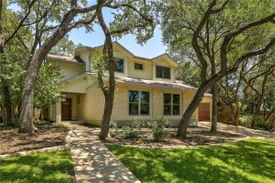 Hays County, Travis County, Williamson County Single Family Home For Sale: 6008 Salton Dr