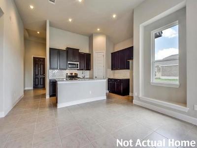 Oaks At San Gabriel, Oaks At San Gabriel 70s Single Family Home For Sale: 125 Buffalo View Ln