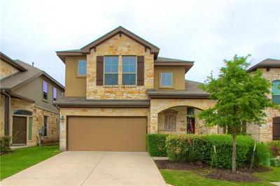 Cedar Park Single Family Home For Sale: 1401 Little Elm Trl #233
