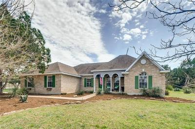 Spicewood Single Family Home For Sale: 301 Wesley Ridge Dr