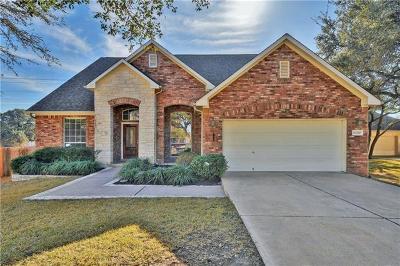 Round Rock Single Family Home Pending - Taking Backups: 2310 Masonwood Way