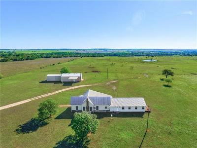 Georgetown Farm For Sale: 600 County Road 242