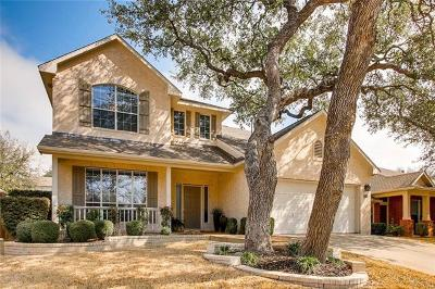 Round Rock Single Family Home For Sale: 3821 Vallarta Ln