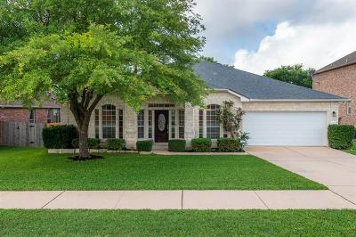 Pflugerville Single Family Home For Sale: 113 Loyola Dr