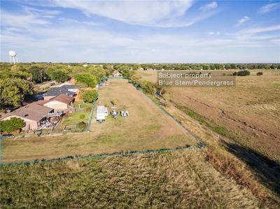 Lockhart Residential Lots & Land For Sale: Pendergrass St