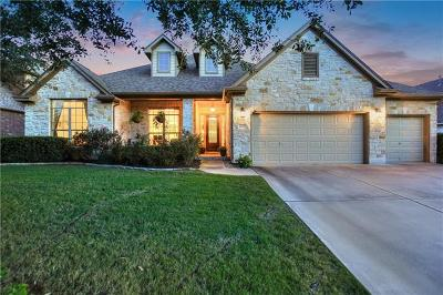 Bee Cave Single Family Home For Sale: 4705 Mont Blanc Dr