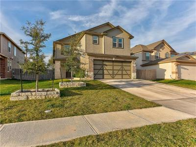 Taylor Single Family Home For Sale: 602 Estes Park