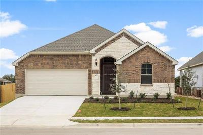 Leander Single Family Home For Sale: 425 Sterling Ridge Dr