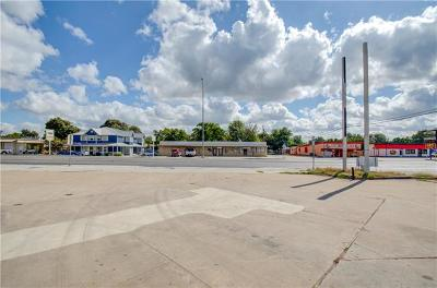 Lampasas Commercial For Sale: 107 S Key Ave