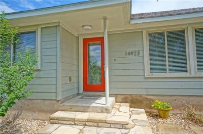 Austin Single Family Home Pending - Taking Backups: 14923 Running Deer Trl