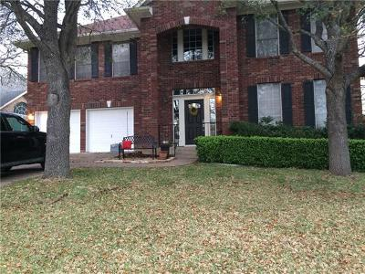 Austin Single Family Home For Sale: 11227 South Bay