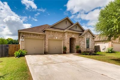 Single Family Home For Sale: 121 Japonica Ct