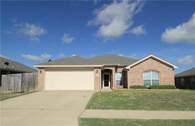 Killeen Single Family Home For Sale: 2603 Jasmine Ln