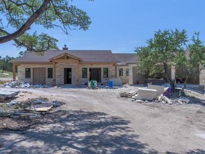 Dripping Springs Single Family Home For Sale: 205 N Canyonwood Dr