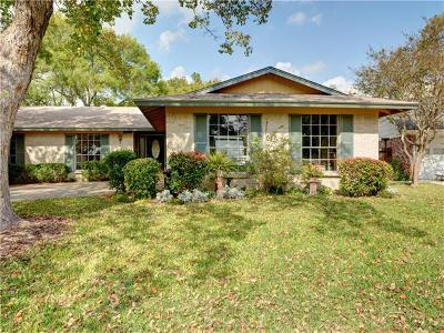 Austin TX Single Family Home For Sale: $429,000