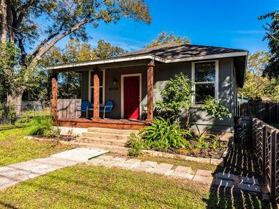 Austin Single Family Home For Sale: 4604 Alf Ave