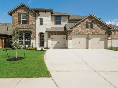Liberty Hill Single Family Home For Sale: 108 Miracle Rose Way